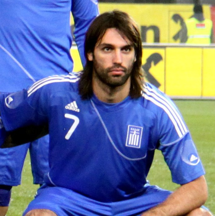 Georgios samaras dating