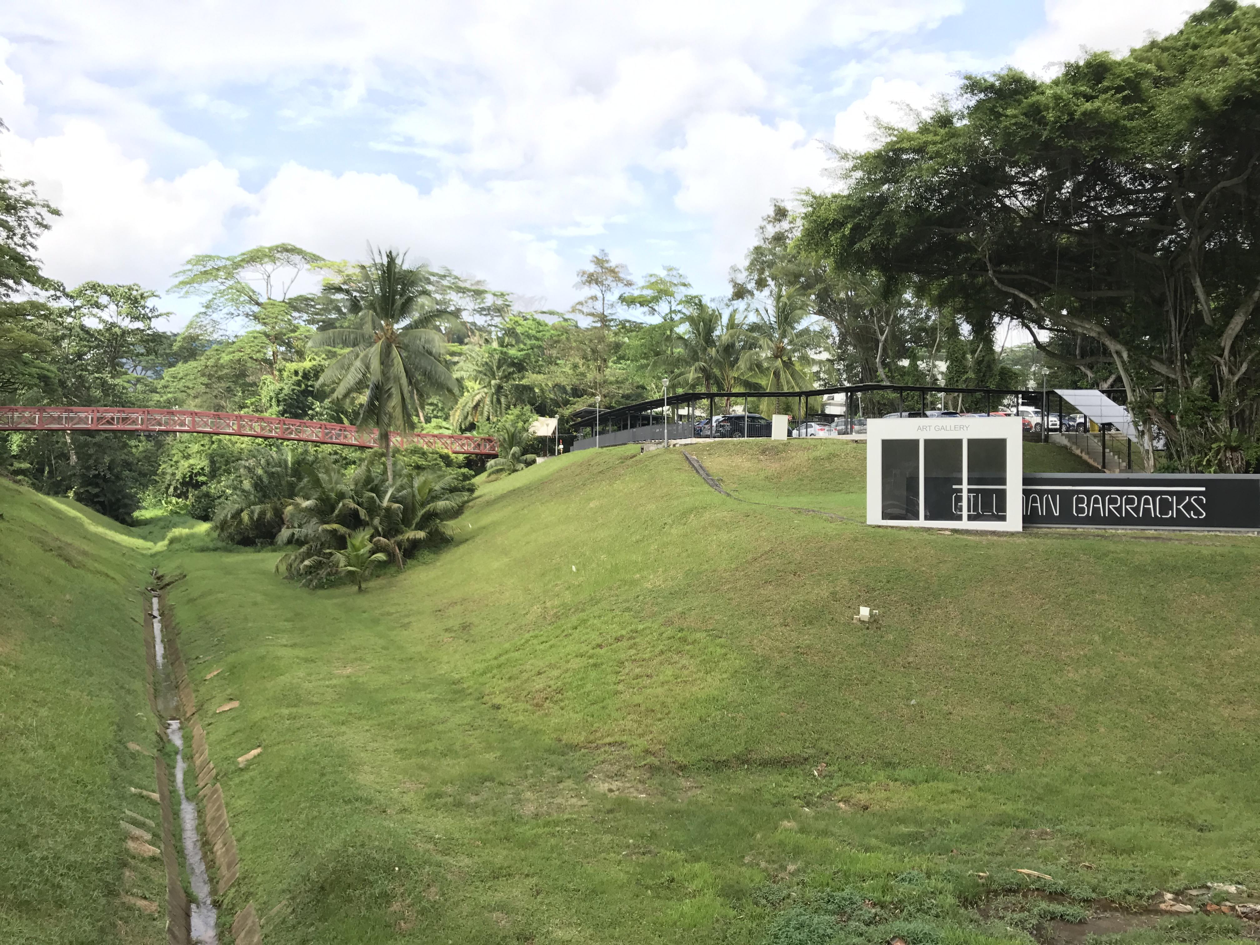 Gillman barracks wikipedia