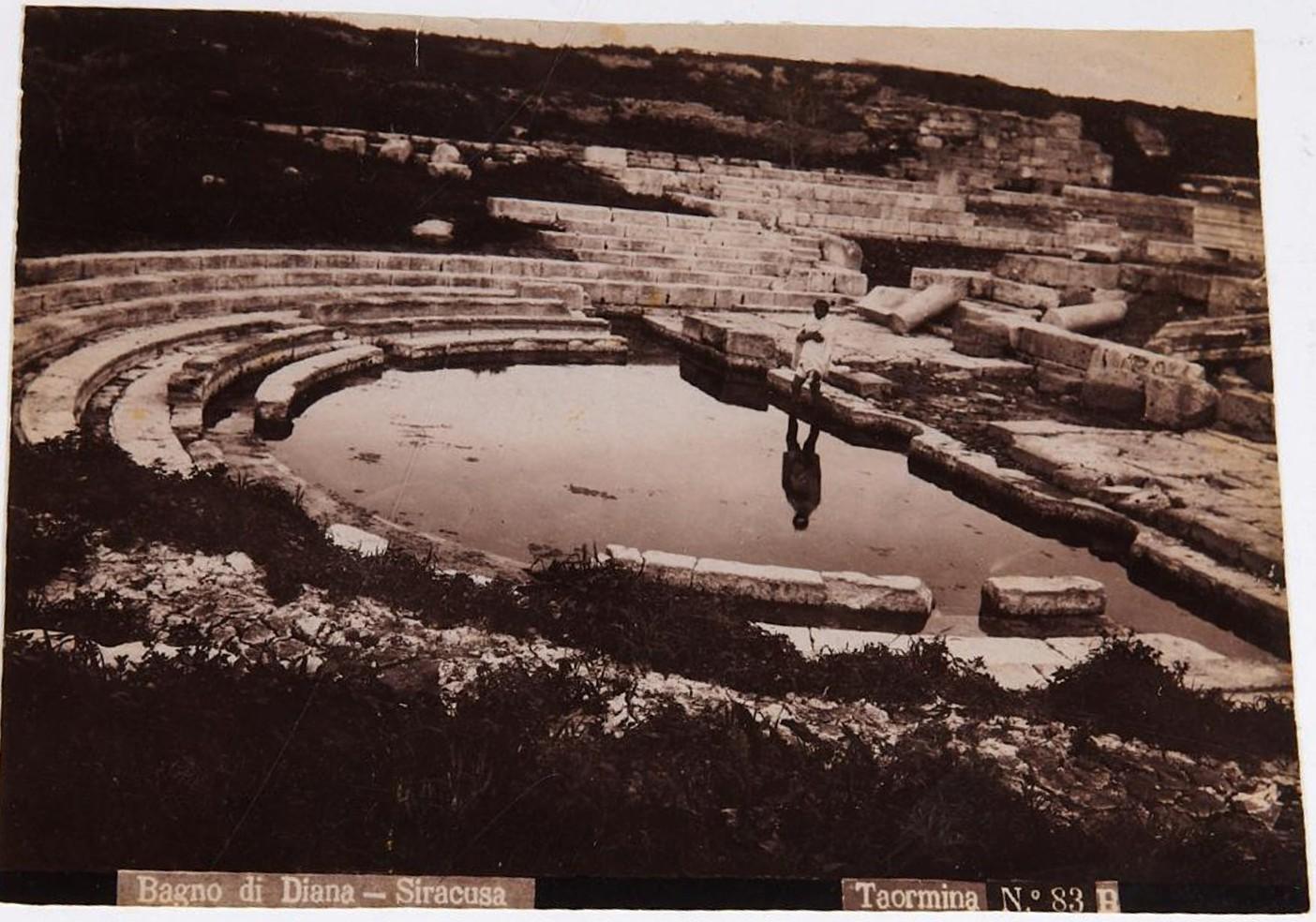 File gloeden wilhelm von 1856 1931 n 0083 b recto - Il bagno di diana klossowski ...