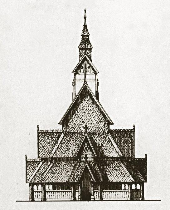 Gol_stavkirke_1883,_front.jpg