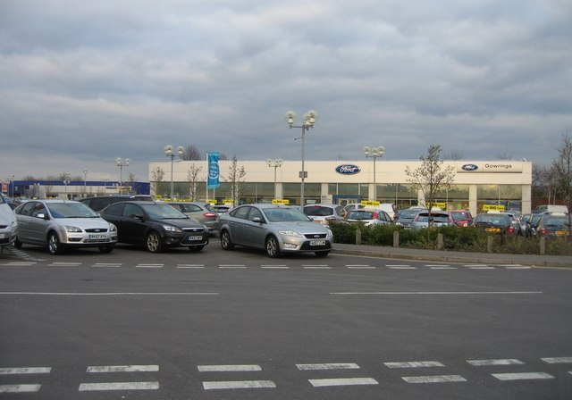 Gowrings Ford Basingstoke Used Cars