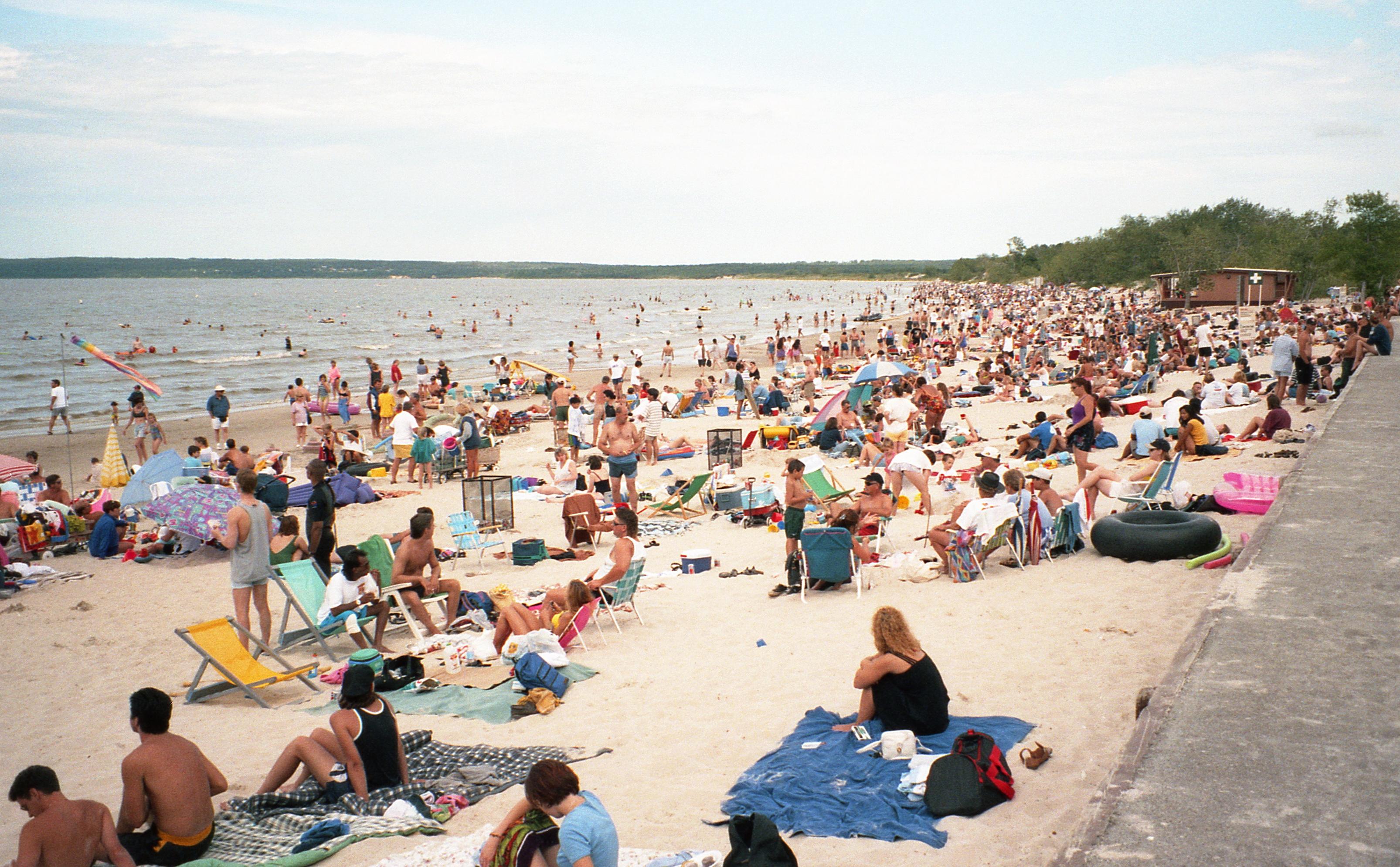 File Grand Beach Lake Winnipeg Manitoba 330170 9441674243