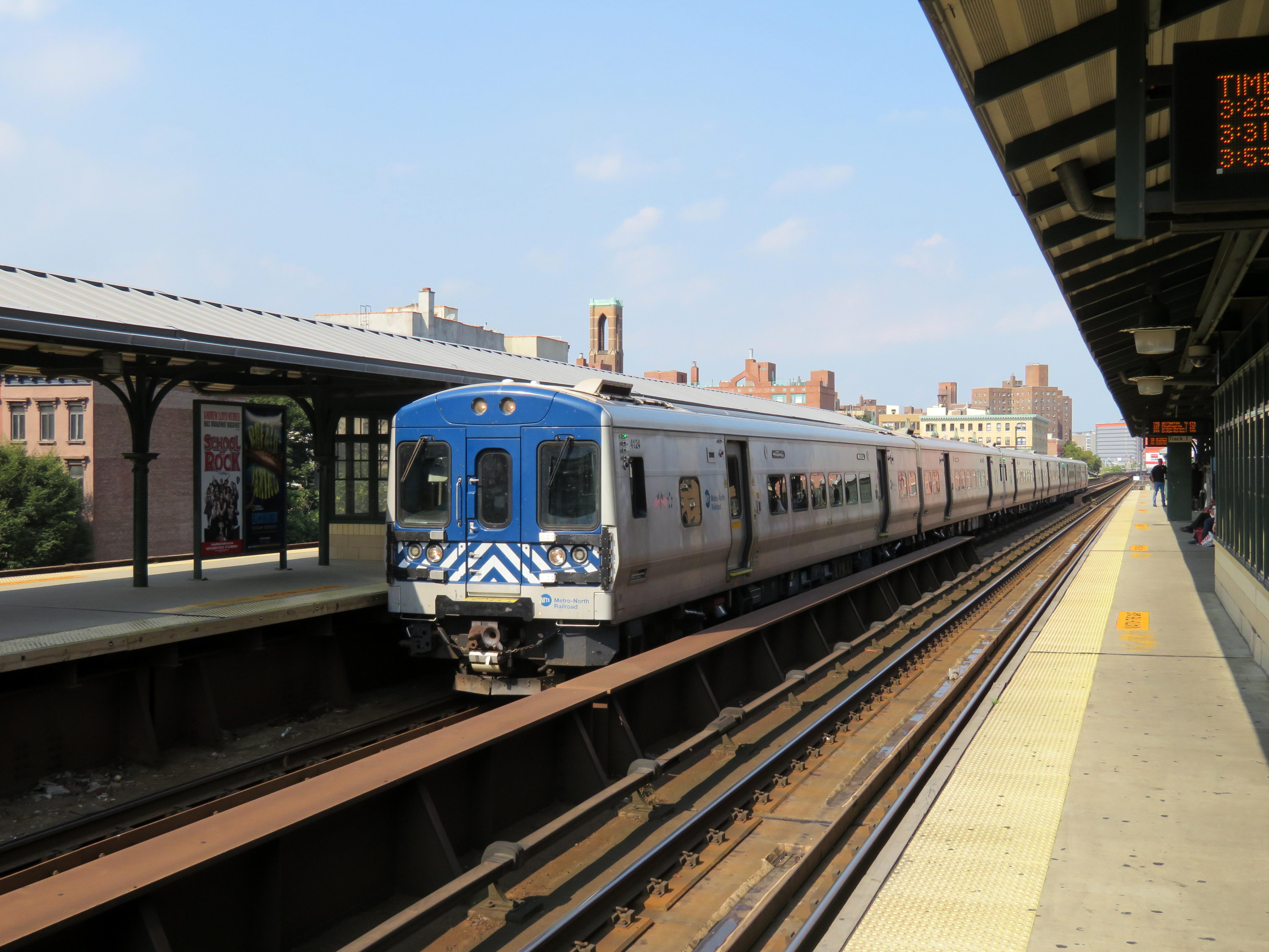 Harlem–125th Street station - Wikipedia