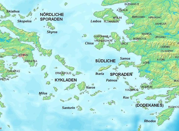 Dodecanese Islands Greece Ferries