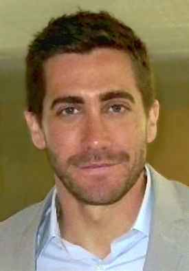 English: Jake Gyllenhaal on a visit to New Eye...