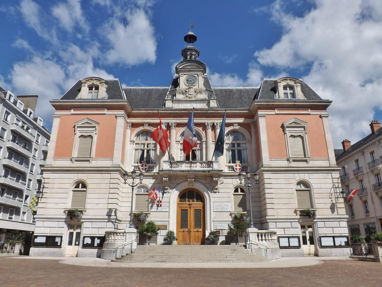 File h tel de ville de chamb ry 2015 jpg wikimedia commons for Piscine de chambery
