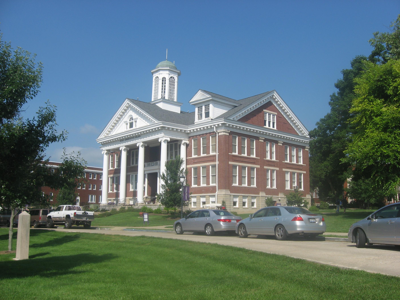 Asbury University Campus