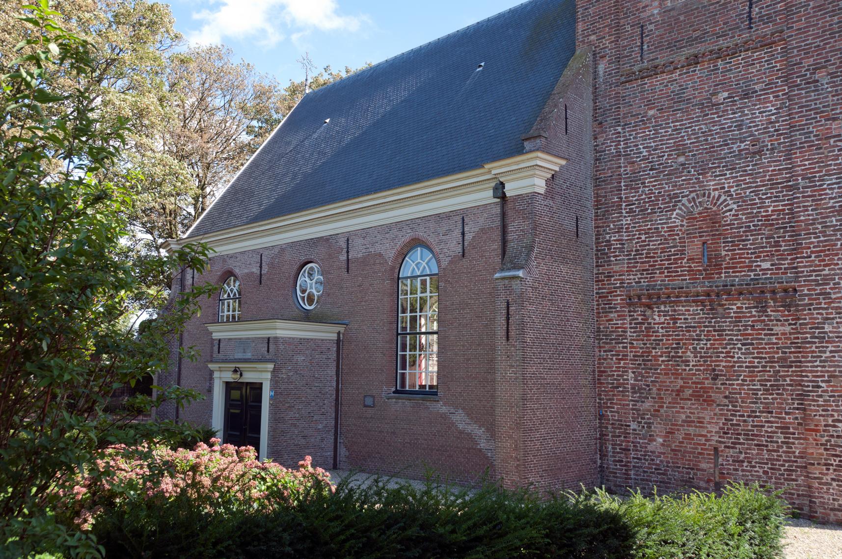 File:Hagestein Kerk zijkant.jpg - Wikimedia Commons