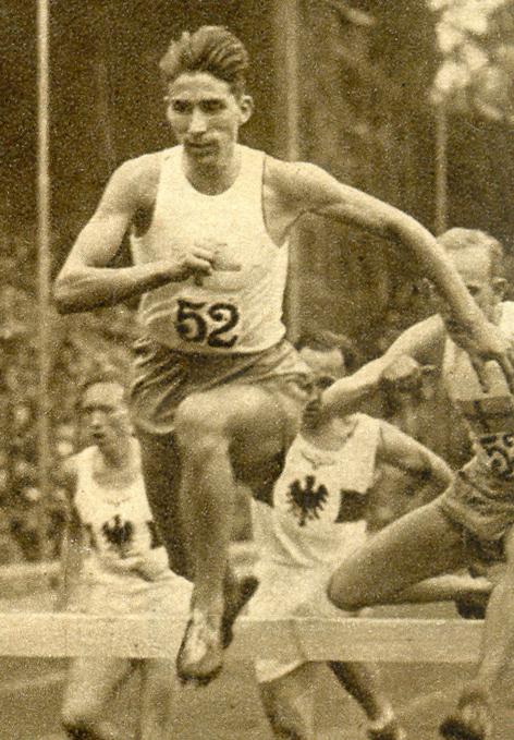 harry ekman  athlete