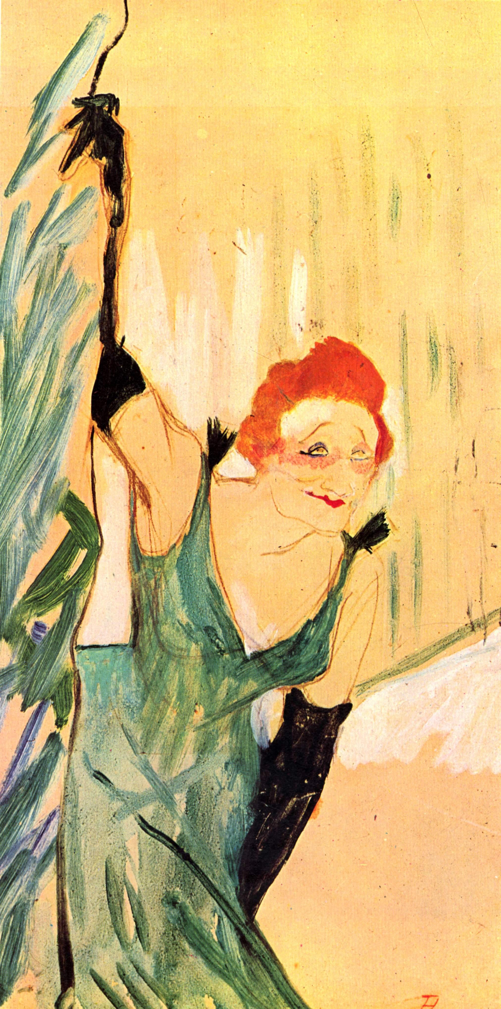 La musique influencée par la peinture Henri_de_Toulouse-Lautrec_060