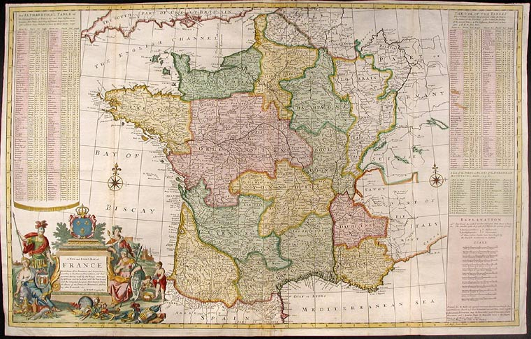 Old Map Of France.Atlas Of France Wikimedia Commons