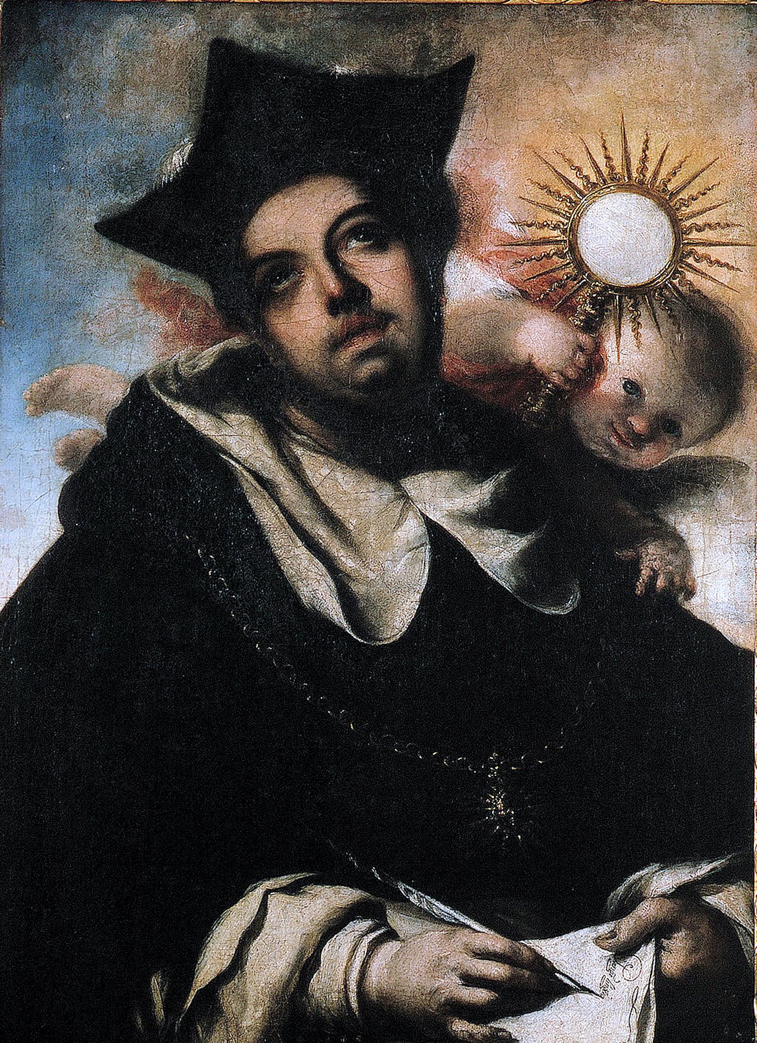 Herrara s Saint Thomas Aquinas