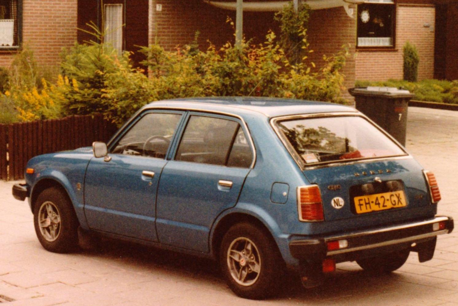 Kelebihan Honda Civic 1979 Tangguh