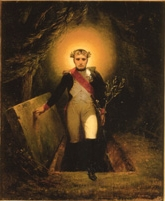 Horace Vernet Napoleon Rising Out of His Tomb.jpg
