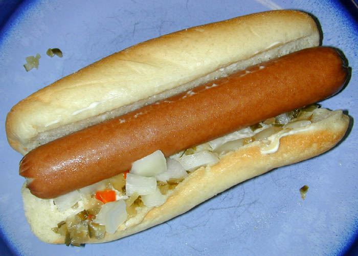 Hotdog - Wikipedia