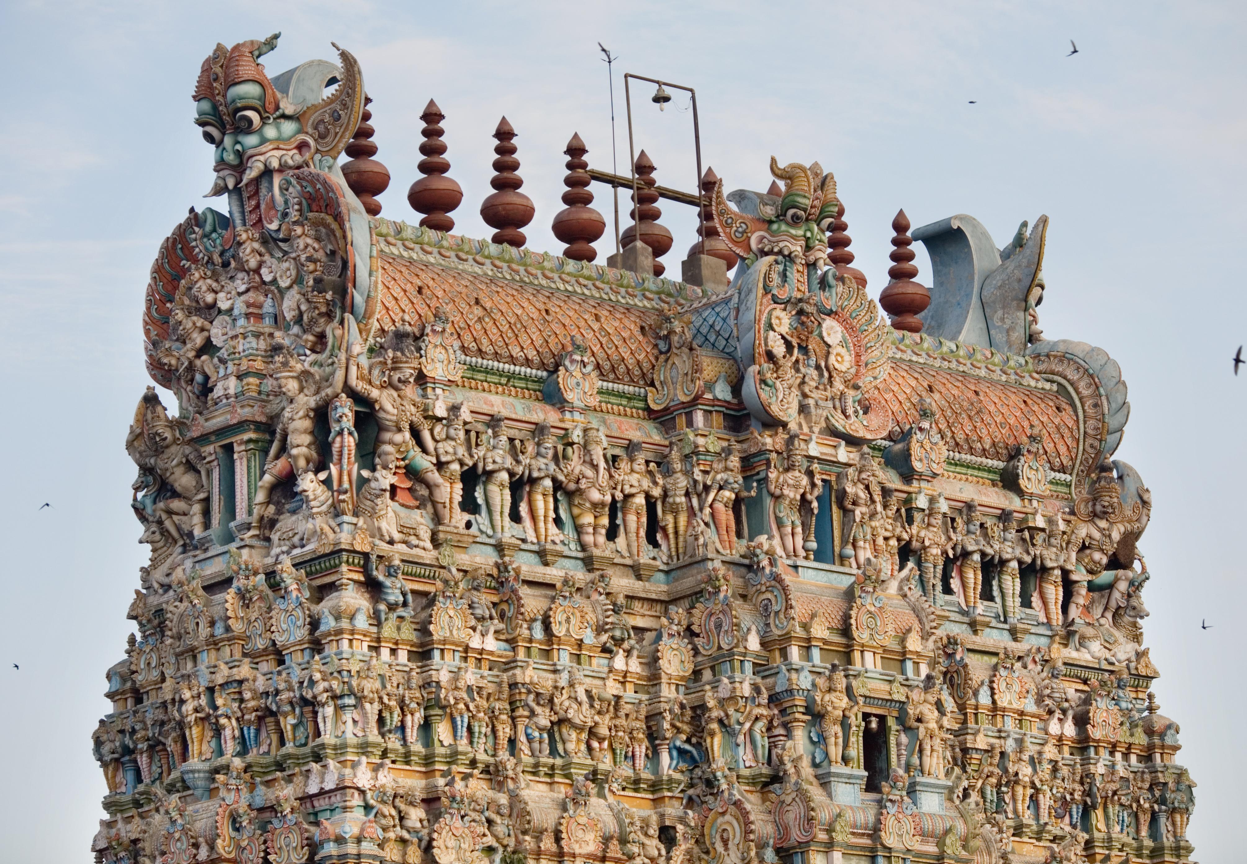 Madurai India  city photos gallery : Fichier:India Madurai temple 0788 — Wikipédia