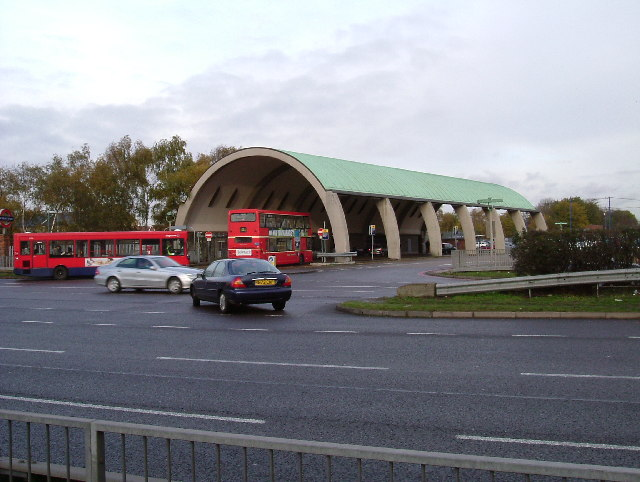Integrated Transport - geograph.org.uk - 87636