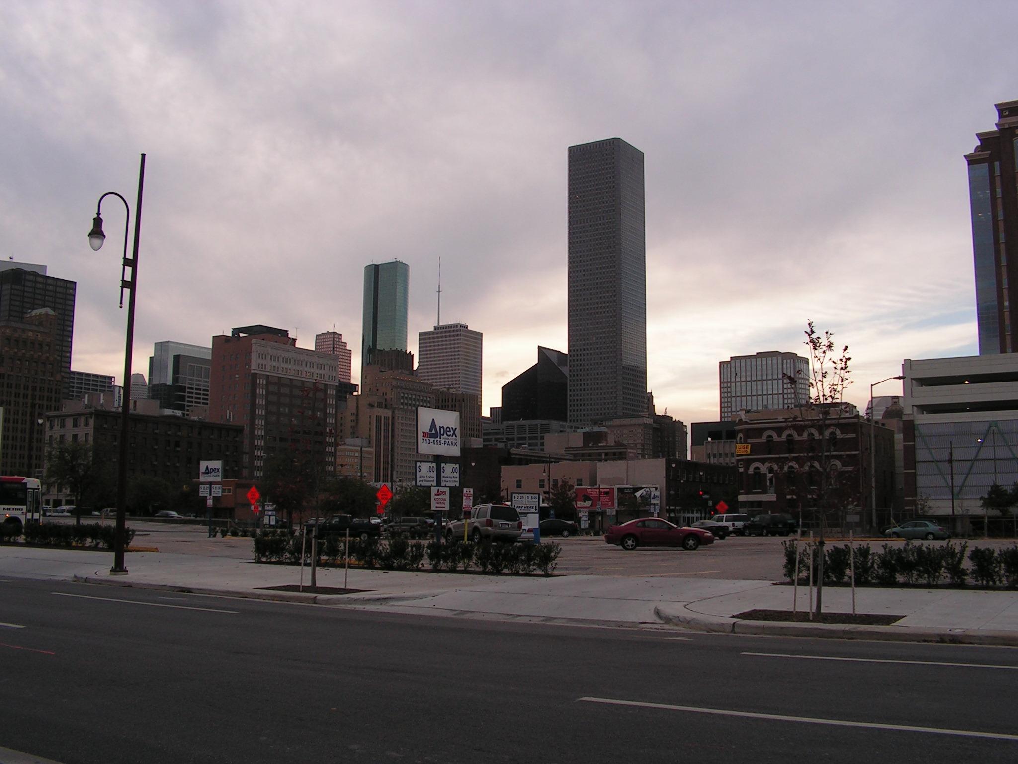 Jpmc Houston Parking - More info