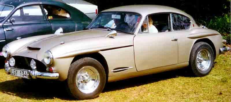 File Jensen 541s Coupe 1961 Jpg Wikimedia Commons