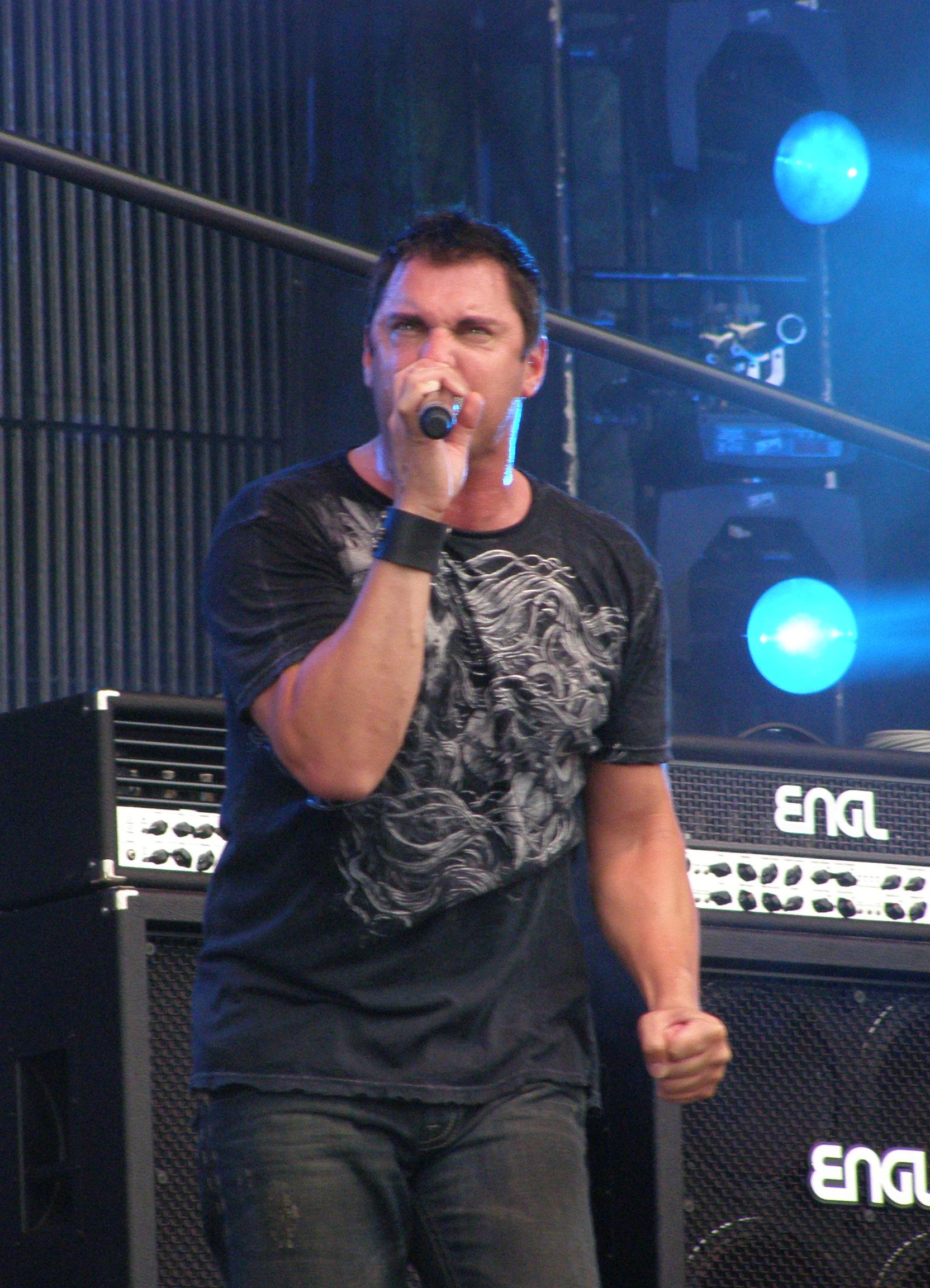Johnny Gioeli - Wikipedia