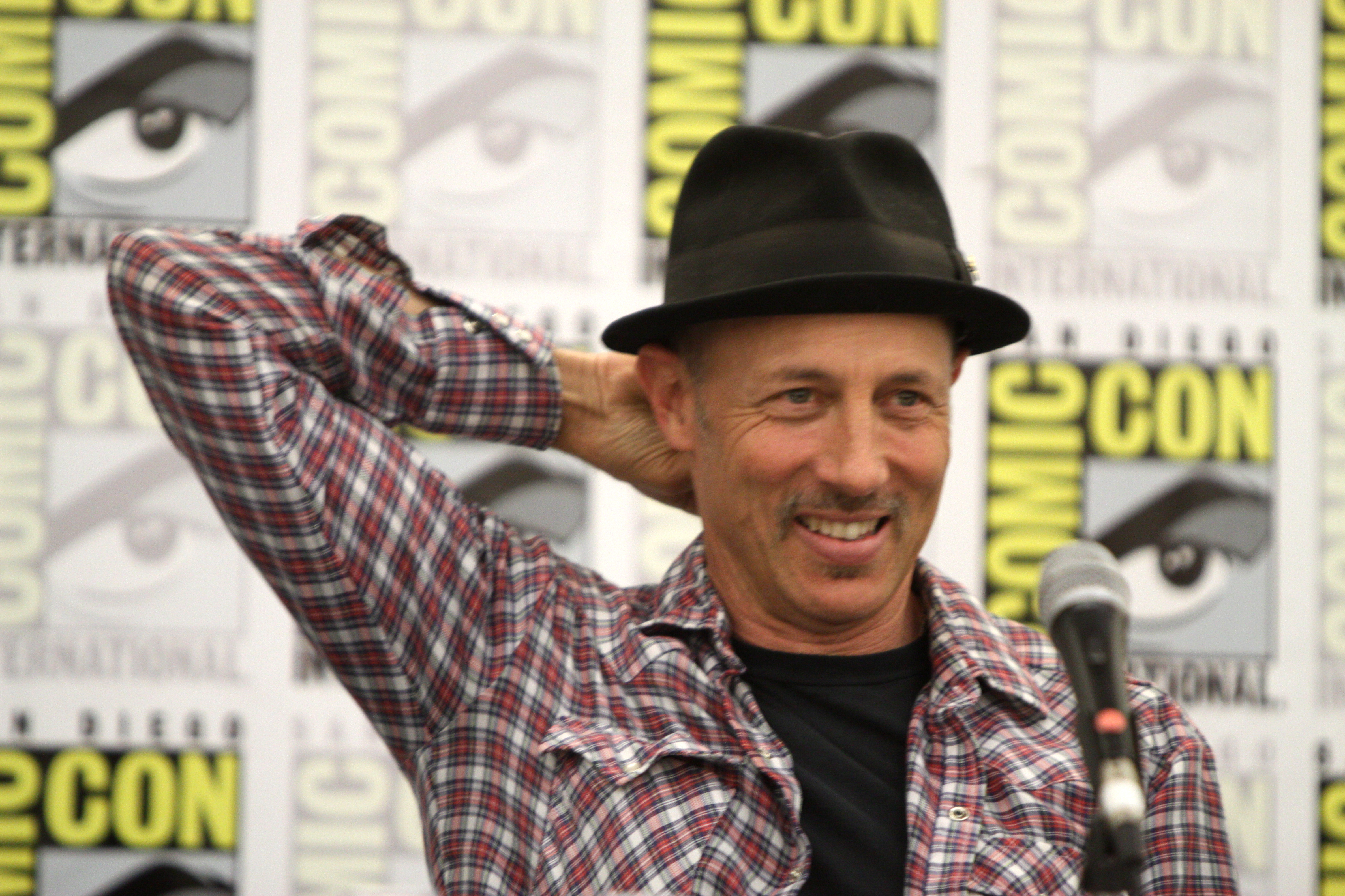 jon gries biography