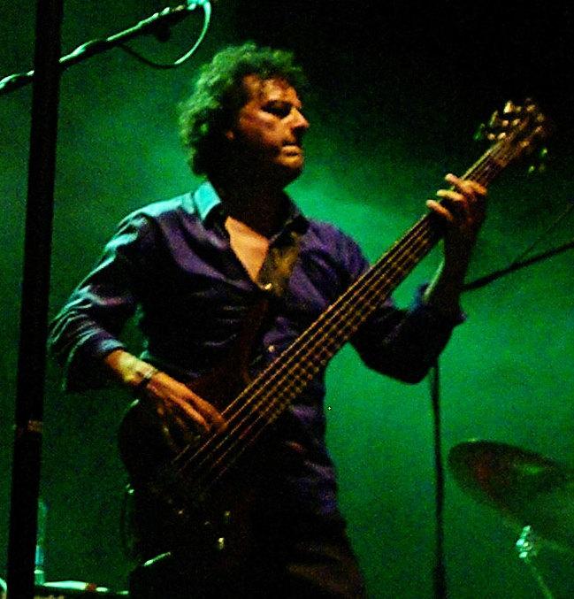 Jorge Campos se integró al grupo en 1986 y participaría por 20 años