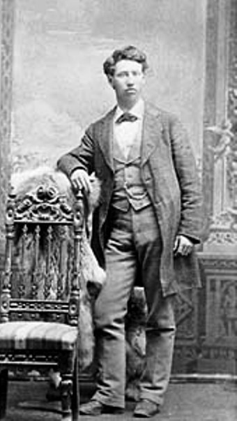 Joseph Standing - Wikipedia