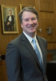 Judge Brett Michael Kavanaugh (cropped)