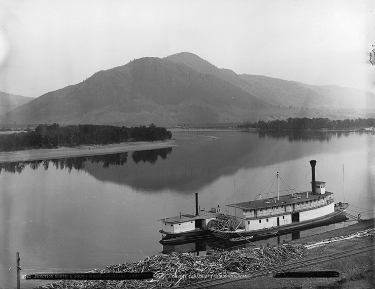 File:Junction of North and South Thompson Rivers, Kamloops, B.C..jpg
