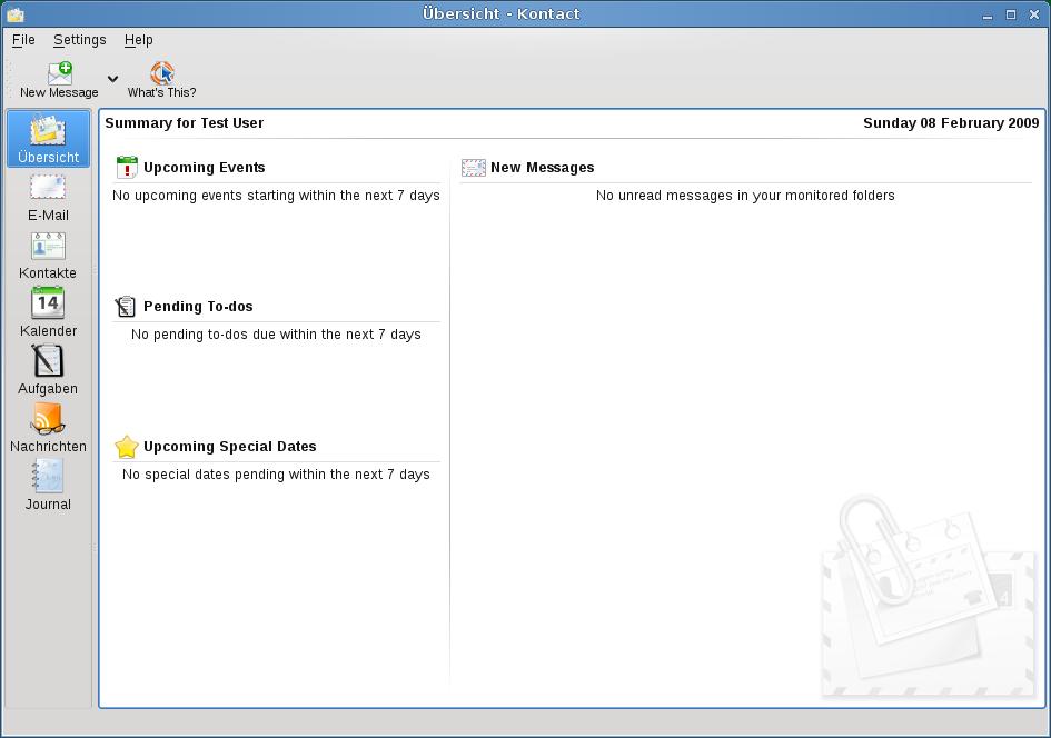 Download Linux Organizer Software