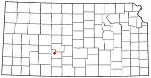 Loko di Kinsley, Kansas