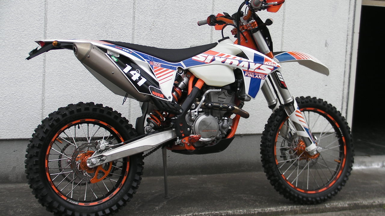 Ktm  Xcf W Six Days For Sale
