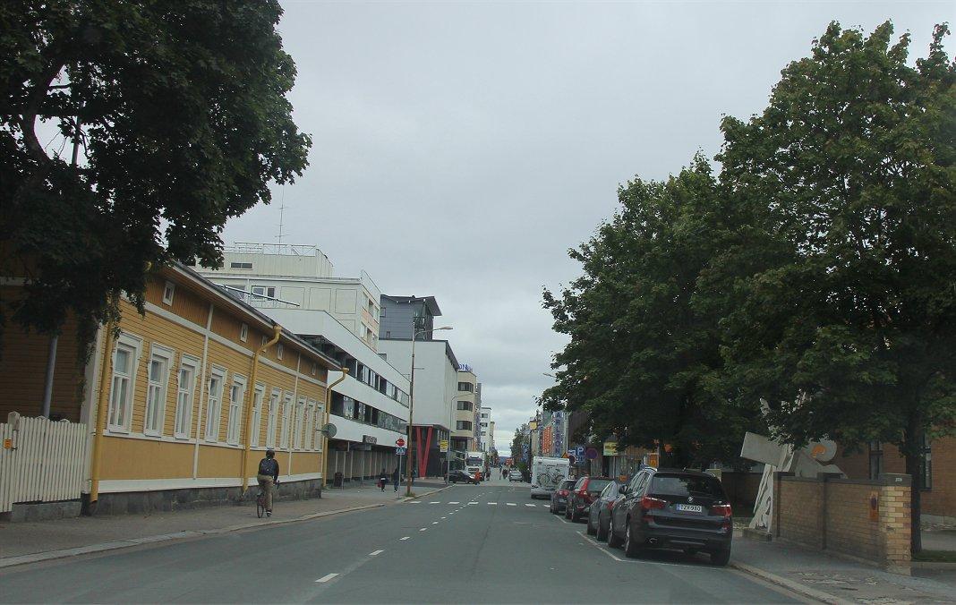 Kauppakatu (Kuopio) – Wikipedia