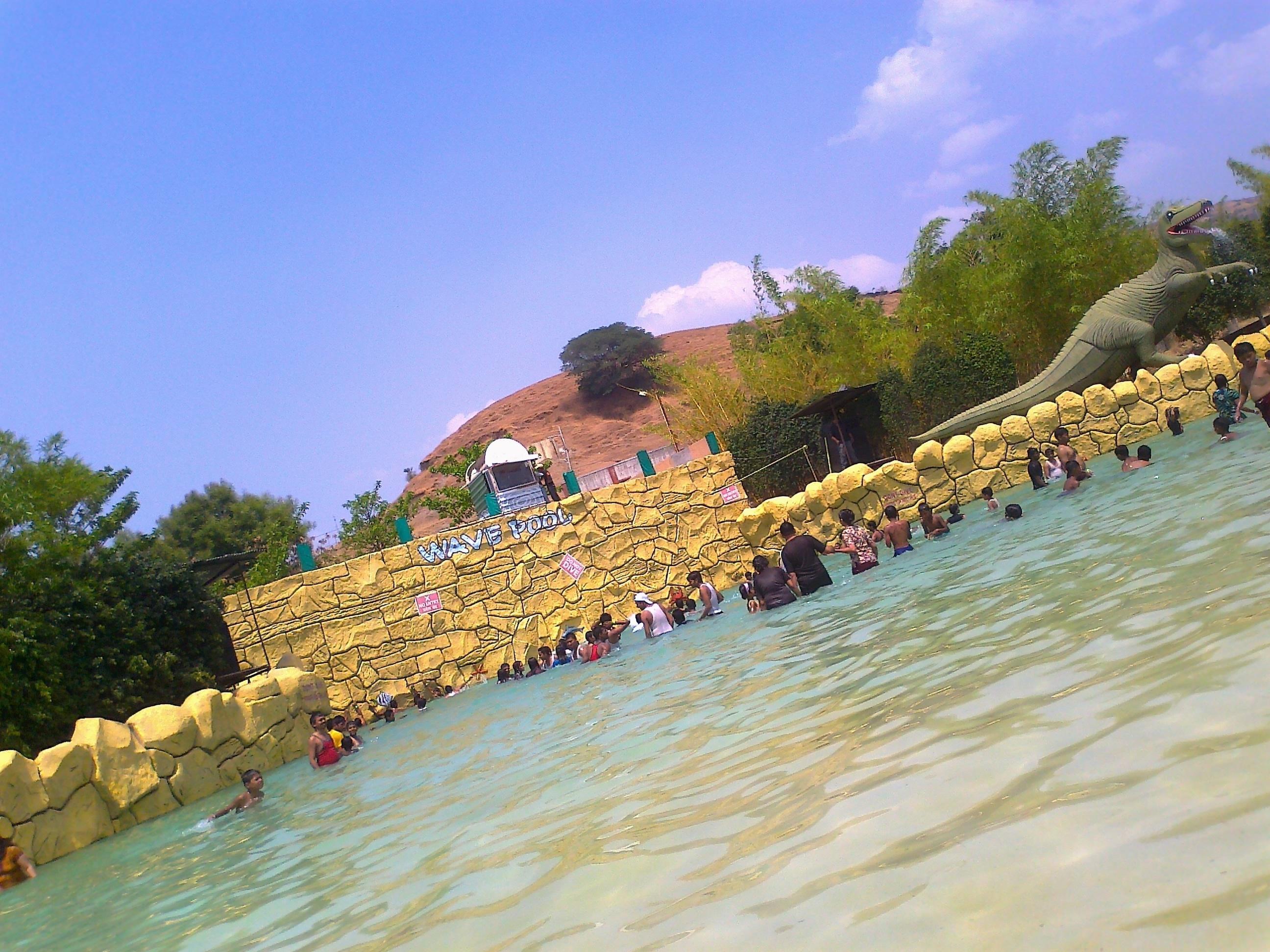 Krushnai Water Park: waterparks in Pune