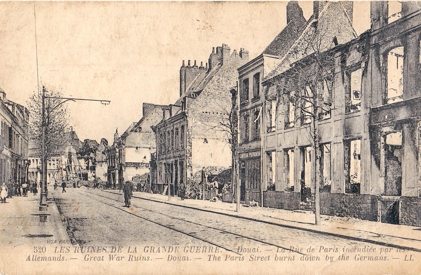 Rue De Lille  Mantes La Ville