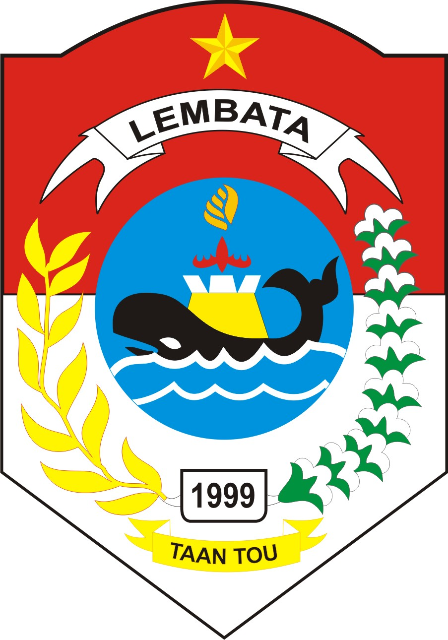 Official seal of Lembata Regency