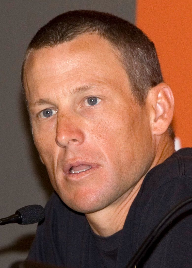 Photo of Lance Armstrong