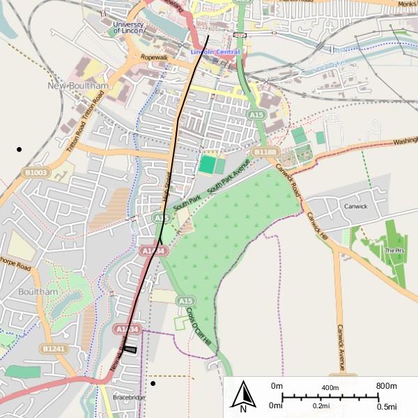 Lincoln Corporation Tramways  Wikipedia