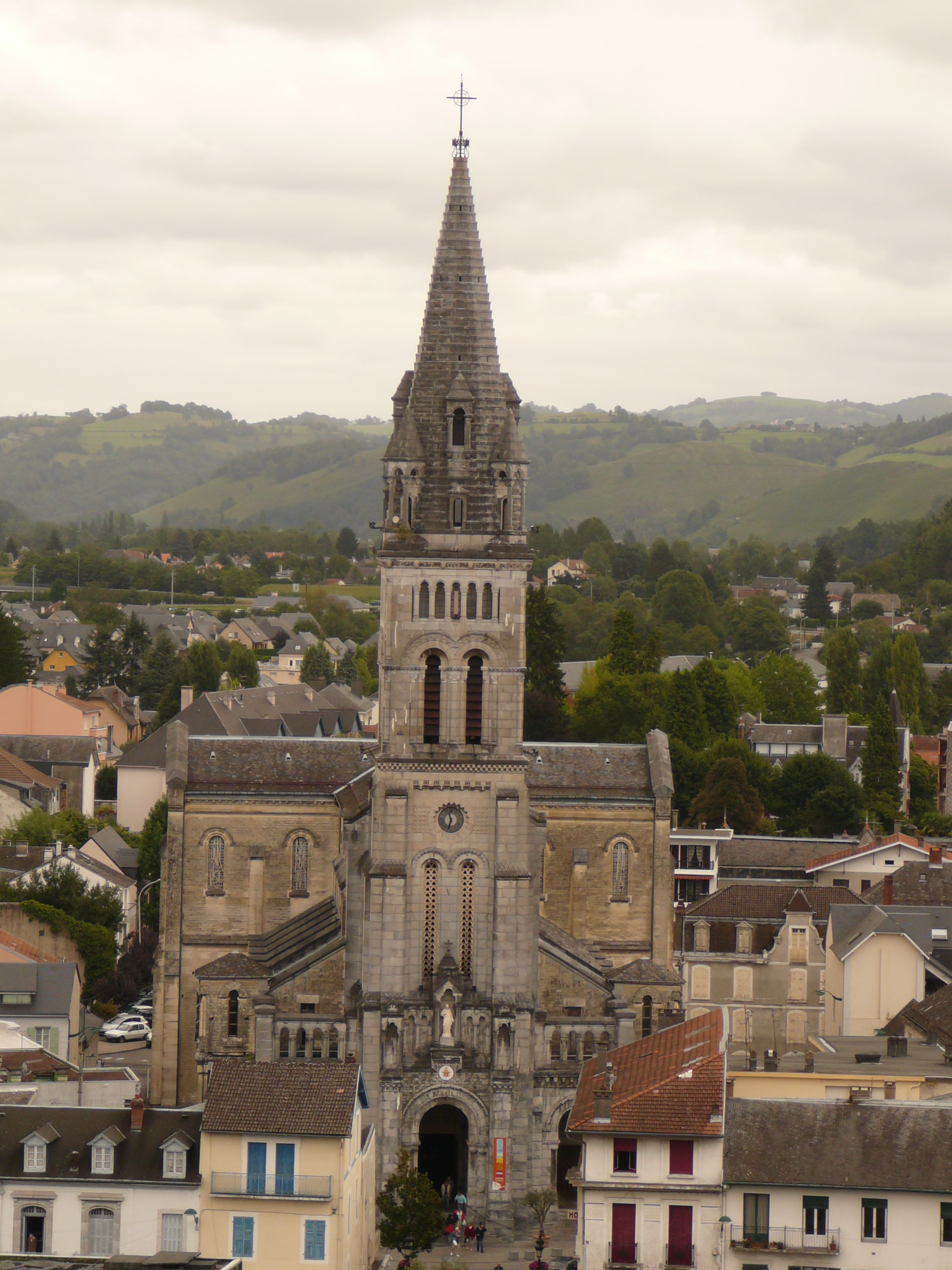 Lourdes Sacred Heart church