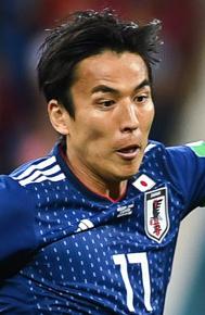 Makoto Hasebe Japanese footballer