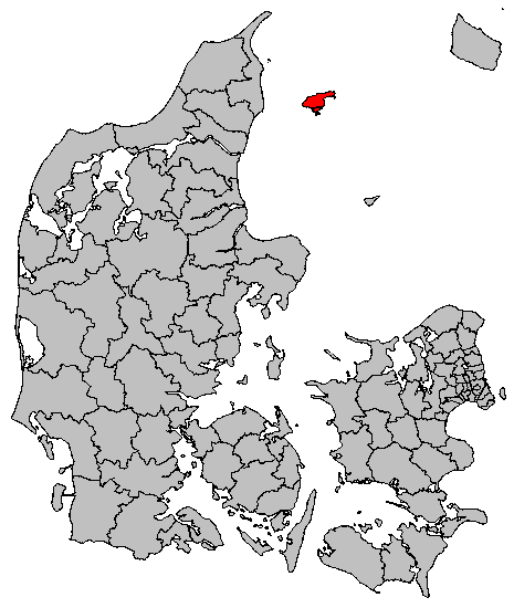 kart over læsø Læsø kommune – Wikipedia kart over læsø