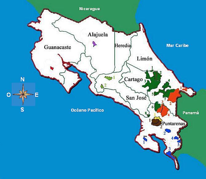 Mapa De Costa Rica.Indigenous Territory Costa Rica Wikipedia