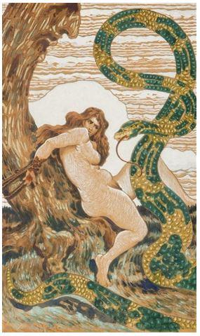Почему драконы любят голых девушек
