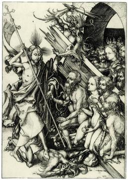 höllenfahrt christi schlüssel