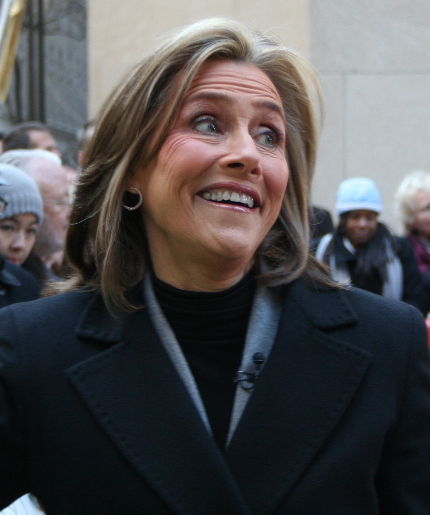 Depiction of Meredith Vieira