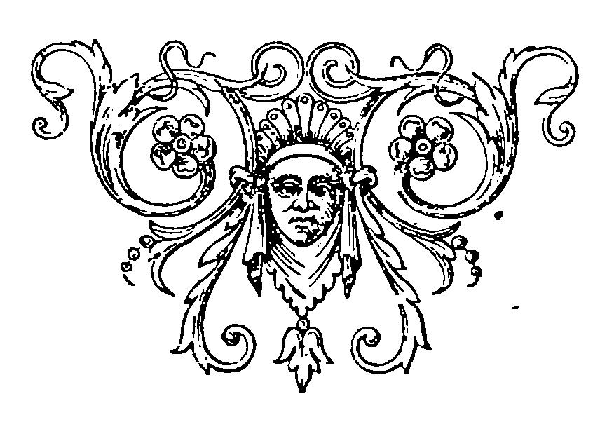 Girart de Roussillon, 1884 - Ornement typographique p. 351.png Français : Cul-de-lampe, page 351 du livre Girart de Roussillon par Paul Meyer en 1884.