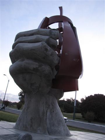 Monumento al mate uruguay