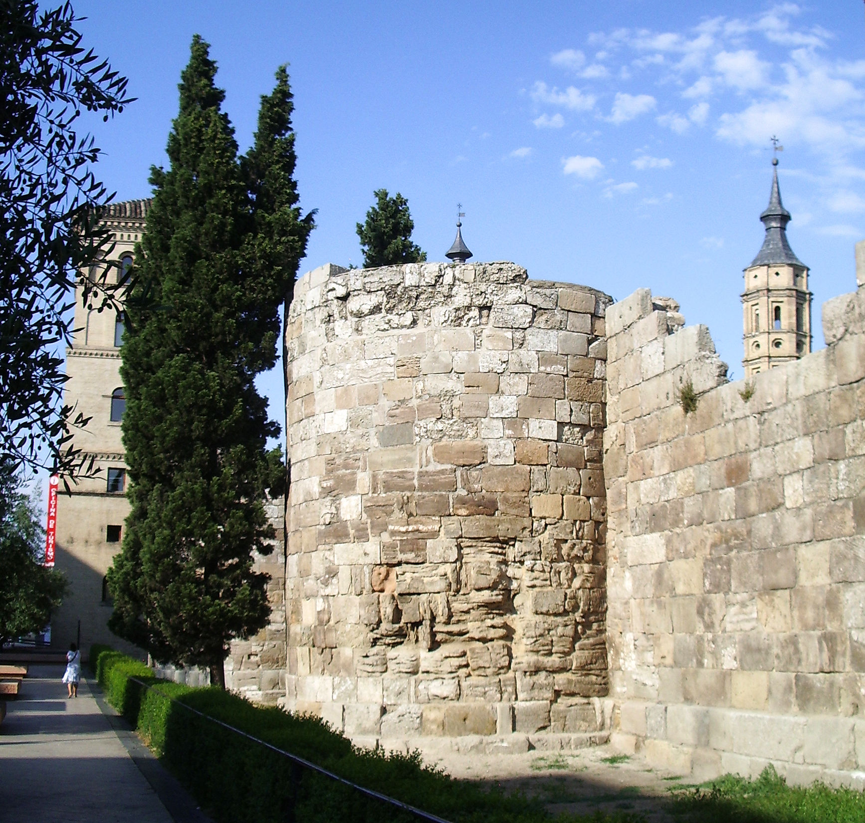 Murallas Musulmanas Zaragoza