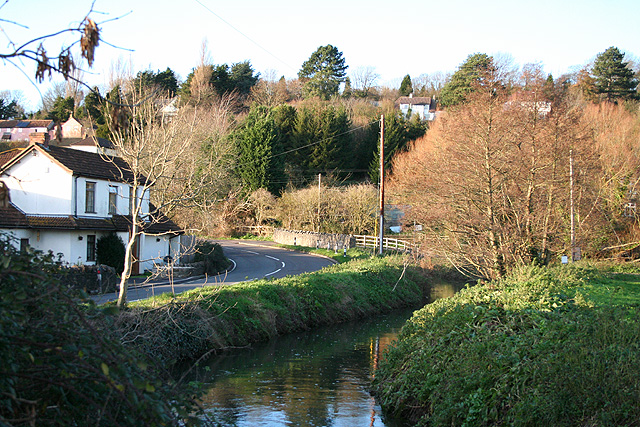 Nailsea, by Jacklands Bridge - geograph.org.uk - 291304
