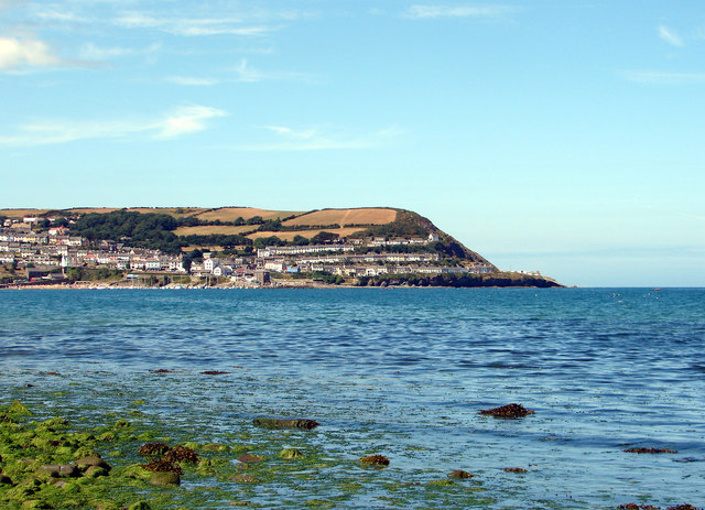 New Quay Head - geograph.org.uk - 209669